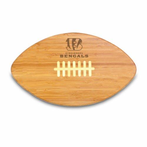 innati Bengals Touchdown Pro. Bamboo Schneidebrett, 40,6cm ()