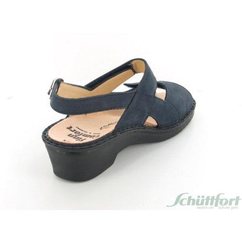 FinnComfort BIARRITZ 2603900203 femmes Sandales Bleu