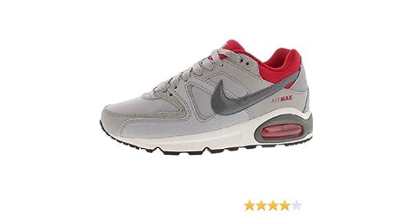 Nike AIR MAX COMMAND GS GRIGIA BAFFO GRIGIO (37.5): Amazon