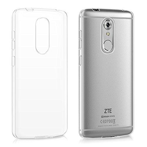 kwmobile ZTE Axon 7 Mini Hülle - Handyhülle für ZTE Axon 7 Mini - Handy Case in Transparent