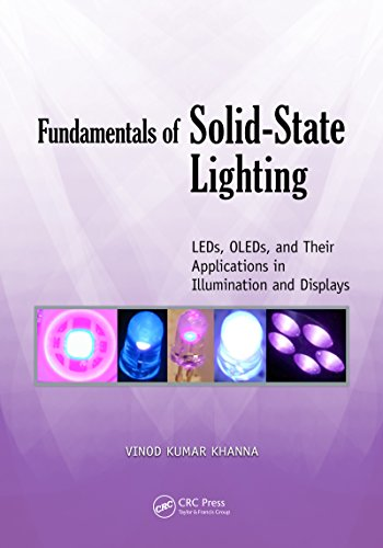 Fundamentals of Solid-State Lighting: LEDs, OLEDs, and Their Applications in Illumination and Displays (Low-book-display)