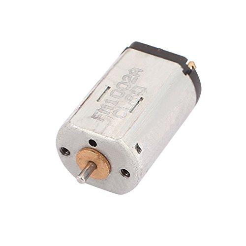 Semoic DC 3V 0.3A 15RPM Caja del motor reductor electrico para el robot