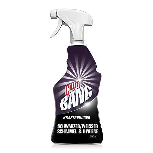 Cillit Bang Kraftreiniger schwarzer/weißer Schimmel und Hygiene (1 x 750 ml)