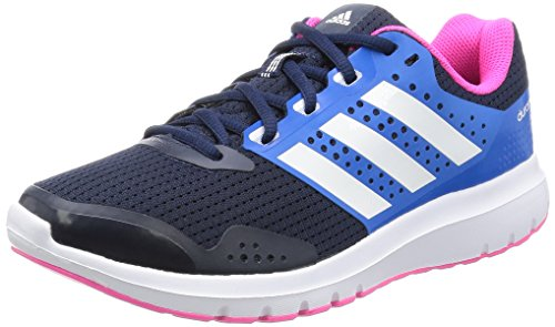adidas Damen Duramo 7 Laufschuhe, Blau (Collegiate Navy/Ftwr White/Shock Blue), 37 1/3 EU