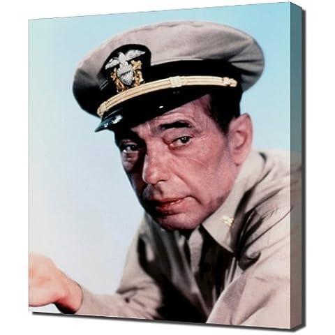 Bogart, Humphrey (Caine Mutiny, The)01 - Impresión En Lienzo