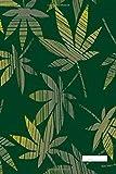 "Cannabis Journal: Weed Marijuana Style 6, 6"" x 9"", Lined Journal, Blank Journal (Diar..."