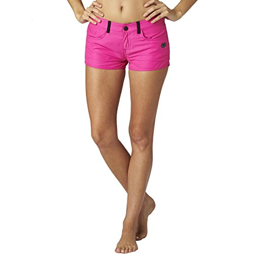 Fox Girls Tech Short Vault Fuchsia Pink