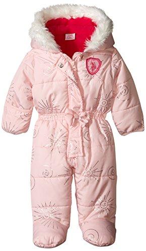 U.S. Polo Assn. Baby - Mädchen   Schneeanzug  -  rosa -  (Polo Us Baby)
