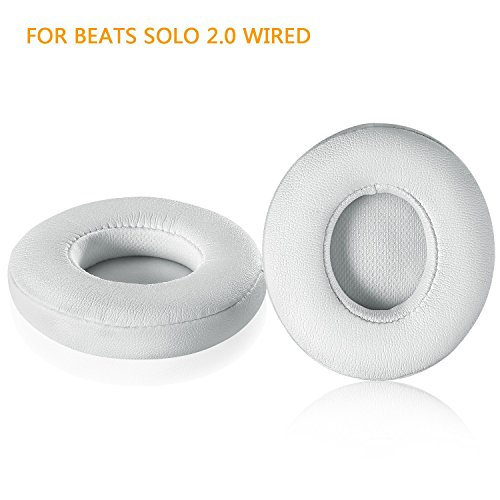 vimmor almohadillas reparación/almohadillas/almohadillas/almohadillas de repuesto para beats by dr. Dre Solo2/solo3con cable auriculares de diadema