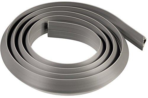Hama 00020595 - Canaletas flexibles para cables, 3 cm x 1,8 m,...