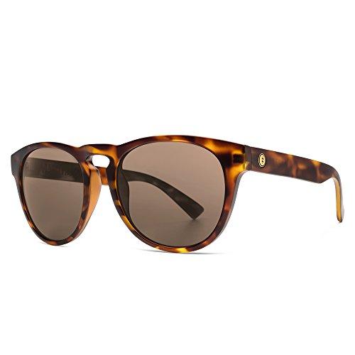 Electric Nashville XL Sunglasses One Size Matte Tort ~ Ohm Bronze