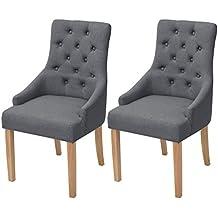 Amazon.es: sillas de comedor clasicas - 4 estrellas y más