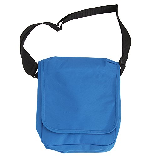 Bagbase - Tracolla per iPad/Tablet (4 litri) (Taglia unica) (Zaffiro)