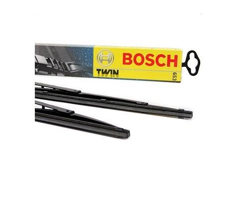 1 X BOSCH TWIN Scheibenwischer Wischerblätter 3397018300 C SL E KLASSE W202 W124 2mmService