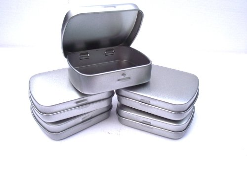 5-x-silver-micro-mini-hinged-mint-storage-tins