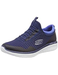 Skechers Women's 12386 Slip on Trainers