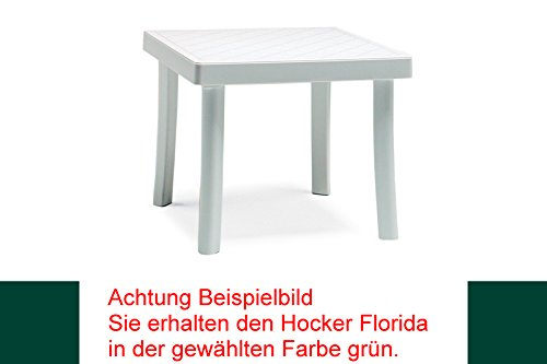 BEST 15140030 Hocker Florida, grün