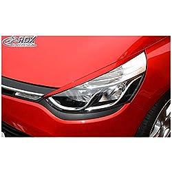Spoilers de phares Renault Clio IV 2012- (ABS)