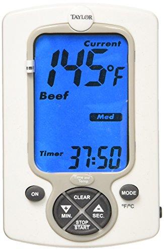 Taylor 1471N 0-100°C Digital Thermometer für Lebensmittel -