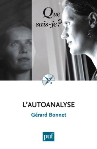 L'autoanalyse