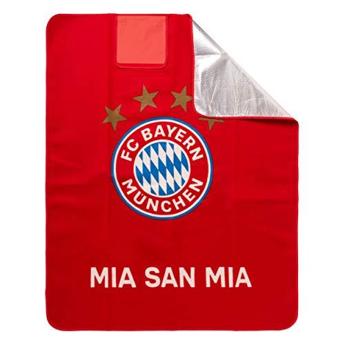FC Bayern München Picknickdecke 120x150cm