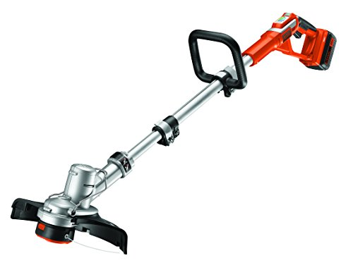 Black and Decker GLC3630L20-QW - Cortabordes inalámbrico (36 V, 2...