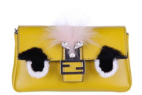fendi-womens-leather-shoulder-bag-original-micro-baguette-yellow