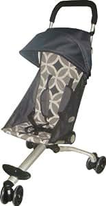 Quicksmart Back Pack Stroller (Black/Grey)