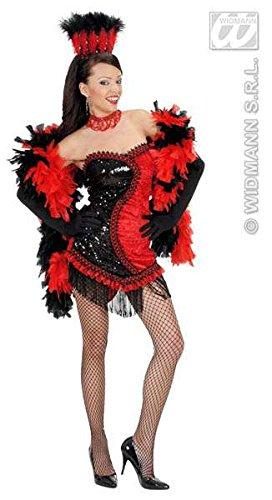 Kostüm vegas showgirl, Größe (Vegas Showgirl Kostüm)