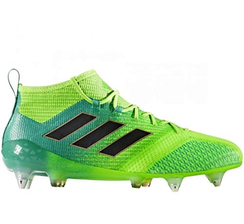 26265a2799bdc adidas Men s Ace 17.1 Primeknit SG for Soccer Training Shoes, Green  (Versol Negbas