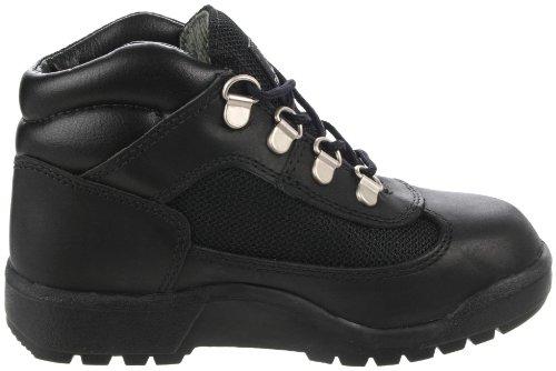 Timberland Field Boot, Bottes Chukka Mixte Enfant Black