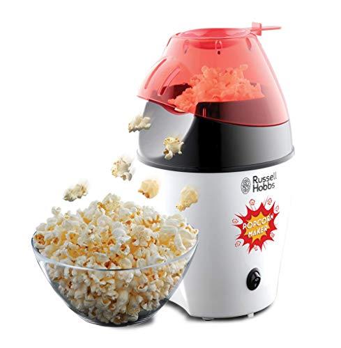 Russell Hobbs 24630-56 Machine à Popcorn 1200W Fiesta, sans Huile et sans Graisse