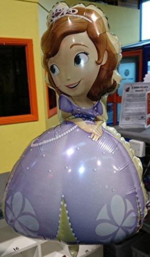 Folienballon Sofia die Erste
