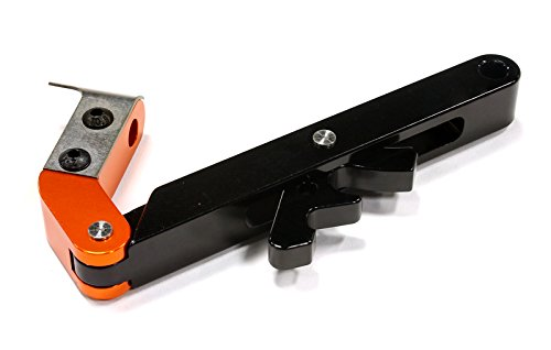 Integy RC Model Hop-ups C25629ORANGE Machined Alloy Clutch Shoe Spring Install Tool for .21 to .30 Engine - Engine Model