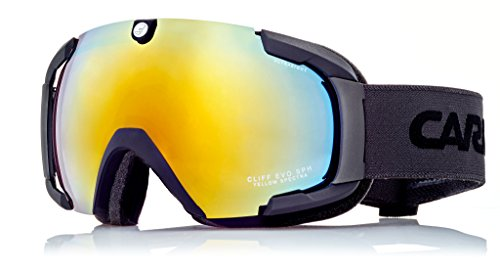 carrera-cliff-evo-sph-gafas-de-esqui-para-hombre-otono-invierno-hombre-color-negro-schwarz-matt-rosa