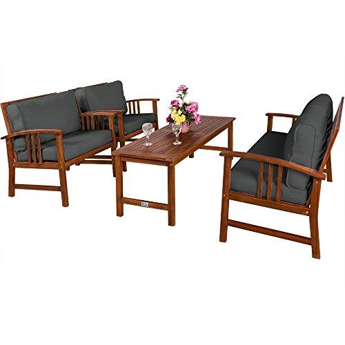 deuba-lounge-sitzgruppe-atlas-95cm-dicke-auflagen-20cm-dicke-rueckenkissen-farbe-anthrazit-2-sessel-1-bank-1-tisch-aus-akazienholz-farbauswahl-gartengarnitur-gartenmoebel-sitz