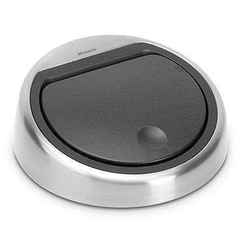 Brabantia Touch Bin Ersatz-Deckel - Matt Stahl ohne Fingerabdrücke, 30 Liter Brabantia 30 L Matt