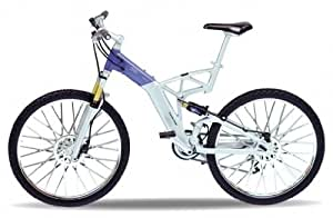 Hans Postler 76614 1:10 DC Fahrradmodell Audi Design Cross Bike