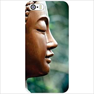 Printland Back Cover For Apple iPhone 5S - Gala Phone Cover (Printed Designer)