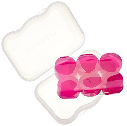 Ohropax Ohrstöpsel Silicon - 2er Pack (2 x 6 Stück)
