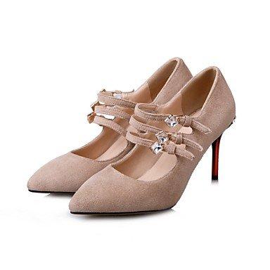 Zormey Frauen Heels Frühling Herbst Club Schuhe Gladiator Formelle Schuhe Komfort Neuheit Flower Girl Schuhe Knöchelriemen Hellen Sohlen Kundenspezifischen Materialien US8.5 / EU39 / UK6.5 / CN40