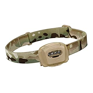 Princeton Tec Quad Tactical MPLS LED Headlamp (78 Lumens, Multicam)