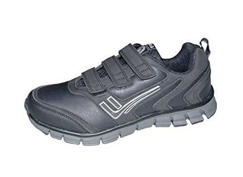 Mens Killtec Shoe BRANE 29731-000 noir 40 41 42 43 44 45 46 schwarz