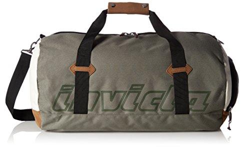 <span class='b_prefix'></span> Invicta 406001701 Duffle, Unisex Adults' Top-Handle Bag, Verde (Militare), 30x30x50 cm (W x H L)