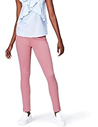 FIND Stone Wash Old Rose - Jeans Mujer