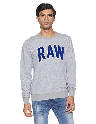 G-STAR RAW Herren Sweatshirt Warth R SW L