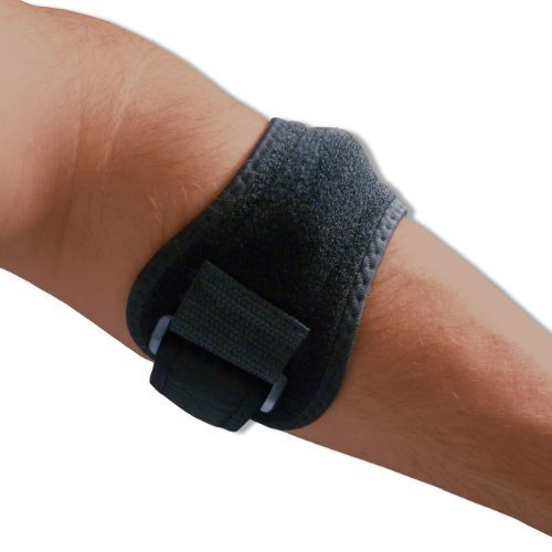 Price comparison product image Tennis / Golfer's Elbow Support with Removable Pressure Pad by Neo Physio