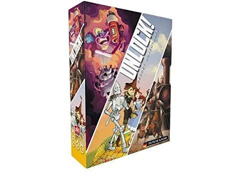 5 Unlock-Secret Adventures (Box 3)