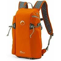 Lowepro Borsa per Fotocamera Flipside Sport 10L AW, Arancione/Grigio Chiaro