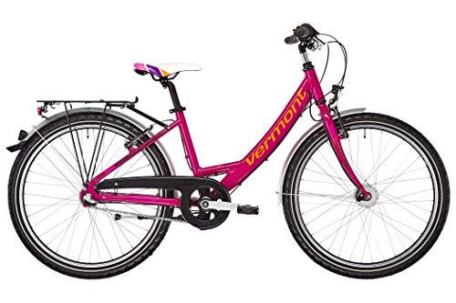 Vermont Lola 24 red-Berry 2018 Kinderfahrrad